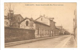 PARIS - SEINE - 14ème ARRT - HOPITAL SAINT JOSEPH RUE PIERRE LAROUSSE - Arrondissement: 14
