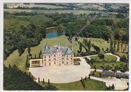 CPSM 18220 MOROGUES Château De Maupas Vue Aérienne Edt COMBIER - Non Classés
