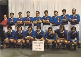 RUGBY---FRANCE-ANGLETERRE--le 26 Février 1972---voir 2 Scans - Rugby