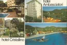 HOTEL AMBASCIATORI E CRISTALLO MONTECATINI T.