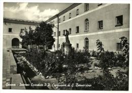 1962 - Italia - Cartolina Timbro Genova      12/30 - Chiese E Conventi