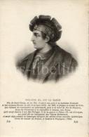 Postcard / CP / Postkaart / Ed. Lévy Et Neurdein Réunis / Paris / Philippe III Le Hardi / Roi De France - Historical Famous People