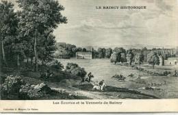 CPA 93 LE RAINCY LES ECURIES ET LA VENNERIE DU RAINCY 1908 - Le Raincy