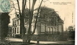CPA 93 LE RAINCY HOPITAL CANTONAL DON DE M VALERE LEFEVRE  1905 - Le Raincy