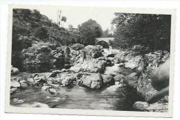 07/ ARDECHE... Environs De Vernoux. Pont Du Moulin De Beley - France