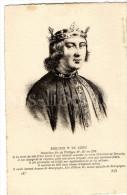 Postcard / CP / Postkaart / Ed. Lévy Et Neurdein Réunis / Paris / Philippe V Le Long / Roi De France - Historische Persönlichkeiten