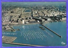 Carte Postale 76. Le Havre Vue D´avion  Trés Beau Plan - Le Havre