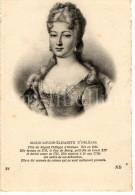 Postcard / CP / Postkaart / Ed. Lévy Et Neurdein / Paris / Marie-Louise-Élisabeth D´Orléans - Historical Famous People