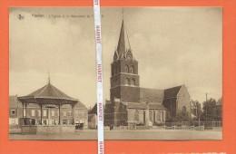 HAELEN  -  L'Eglise Et Le Monumentdu T.C.B. - Halen