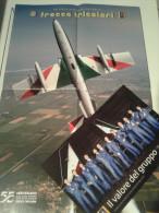 Alt842 Pattuglia Acrobatica Nazionale Frecce Tricolori Anninversario Aeroporto Airport Aeronautica Militare Air Force - Posters