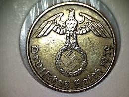 Allemagne 5 Reichspfennig 1939 B - 5 Reichspfennig