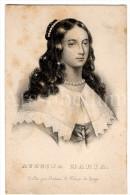 Postcard / CP / Postkaart / Augusta Maria / Onbeschreven - Célébrités