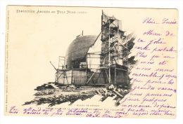 CPA Pole Nord : Expédition Andrée Au Pole Nord (1897) - Unclassified