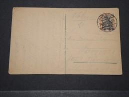 ALLEMAGNE - DANZIG - Carte Postale 1920 - A Voir - Lot N° P 16015