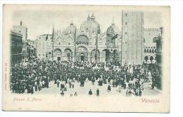 ITALIE... VENEZIA. Piazza S. Marco - Venezia (Venice)