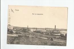 CONGO 117 PORT DE LEOPLODVILLE - Kinshasa - Léopoldville