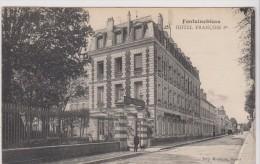 FONTAINEBLEAU. Hotel François 1er - Fontainebleau