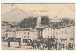 9  VOIRON PLACE DE LA REPUBLIQUE - Voiron