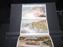 GRANDE BRETAGNE - Lettre Carte 6 Vues Blackpool Pour La France - Aoùt 1951 - A Voir - Lot N° P 16022 - Briefe U. Dokumente