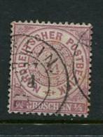 North German Confederation Scott #13 Used - North German Conf.