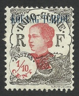 Kwangchowan, 1/10 C. 1923, Scott # 54, MH. - Unused Stamps