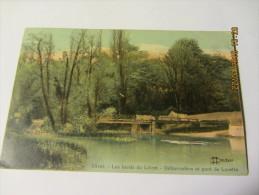 Cpa OLIVET (45) Débarcadère Et Pont De Lorette - - Autres Communes