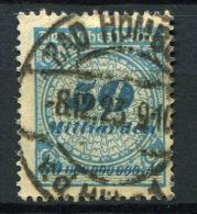 32699) DEUTSCHES REICH # 330 Gestempelt GEPRÜFT Aus 1923, 45.- € - Deutschland