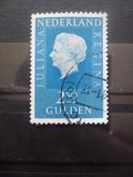 PAYS BAS N°885a Phosphorescent Oblitéré - 1949-1980 (Juliana)