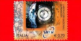 ITALIA - Usato - 2014 - Laboratori Nazionali Di Fisica Nucleare - INFN - 0,70 € • Laboratori Nazionali Di Frascati, Kloe - 2011-...: Usati