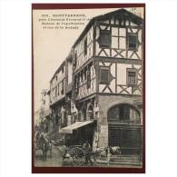 Montferrand  Maison De L´ Apothicaire - Autres Communes
