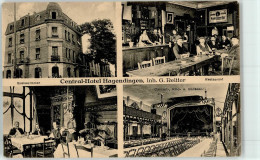 51036623 - HAGONDANGE - HAGENDINGEN - Central-Hotel - Hagondange