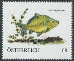 ÖSTERREICH / PM Nr. 8117394 / Der Spiegelkarpfen / Postfrisch / ** / MNH - Personalisierte Briefmarken