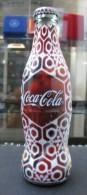 AC - COCA COLA 2010 SHRINK WRAPPED EMPTY GLASS BOTTLE & CROWN CAP TURKEY - Botellas