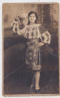 Romania - Port Popular - Reclama Gladys - Roumanie