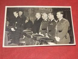 Le Prince Albert De Liège  Lors D'une Cérémonie Religieuse - Familles Royales