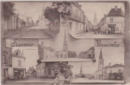 61 - Souvenir De VERNANTES - France