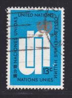NATIONS UNIES NEW-YORK N°  190 ° Oblitéré, Used, TB  (D1382) - New-York - Siège De L'ONU