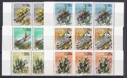AFRICA DEL SUR 1973 - Yvert #397/414 - MNH ** - África Del Sur (1961-...)
