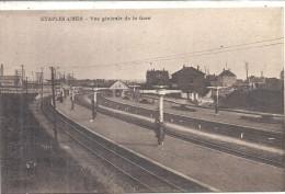 ETAPLES Vue Générale De La Gare - Etaples
