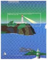 Portogallo ACORES Vulcao DOS Capelinhos 50 ANOS  Mini Foglio Cod.fra.664 - Emisiones Locales