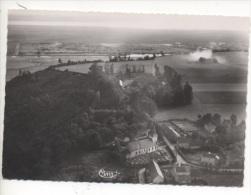 CPM De Rogerville (Seine Inférieure), Vue Aérienne - Tancarville