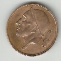 §§§ TRES BON ETAT  §§§ 50 CENTS 1957  TTB   BELGIQUE  VOIR SCAN ! ! ! - 1951-1993: Baudouin I