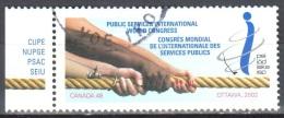 Canada 2002 - Mi. 2072 - Used - 1952-.... Elizabeth II