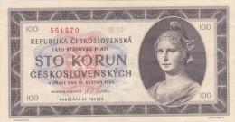 Republika CESKOSLOVENSKA 1945. - Czechoslovakia