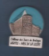 FEVE CHATEAU DES DUCS DE BRETAGNE - NANTES - PAYS DE LA LOIRE - Disney