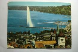 Genève - Le Jet D'eau - GE Ginevra