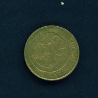 FINLAND  -  1993  1m  Circulated Coin - Finland