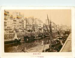 Dep - 76 - LE HAVRE  Photographie LE COMTE  Quai Notre Dame - Le Havre