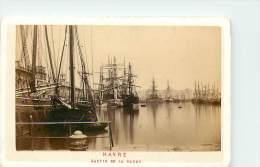 Dep - 76 - LE HAVRE  Photographie LE COMTE  Bassin De La Barre - Le Havre