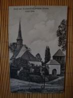 Kunzendorf U. Walde, Neuland, Schlesien, Kathol. Kirche, Gelaufen Mit Bahnpost ! - Schlesien